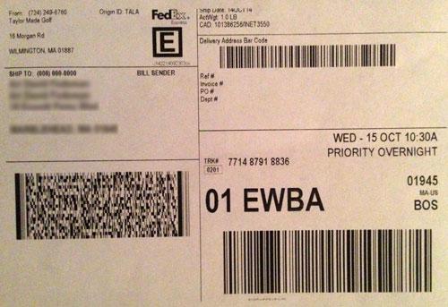 FedEx-Check