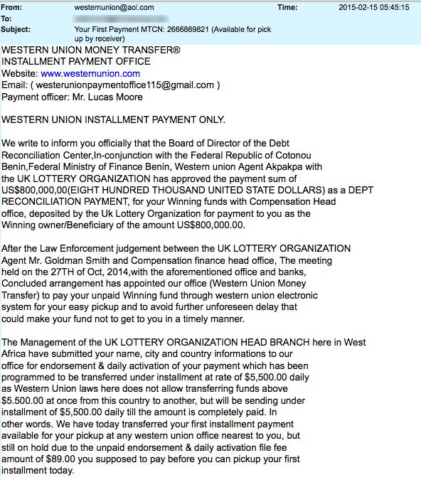 7-WesternUnion scam