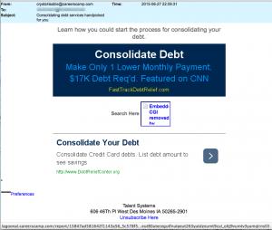 3-careerscamp-consolidate debt