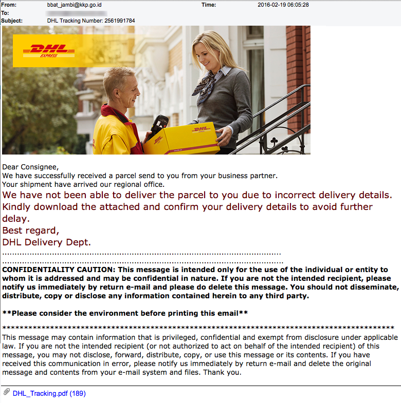 3-SE-DHL tracking number