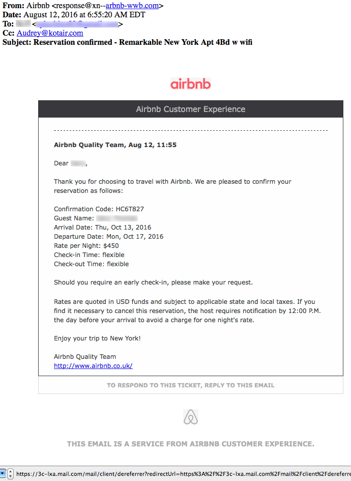 The Daily Scam | Airbnb Scam Hits User for $2500