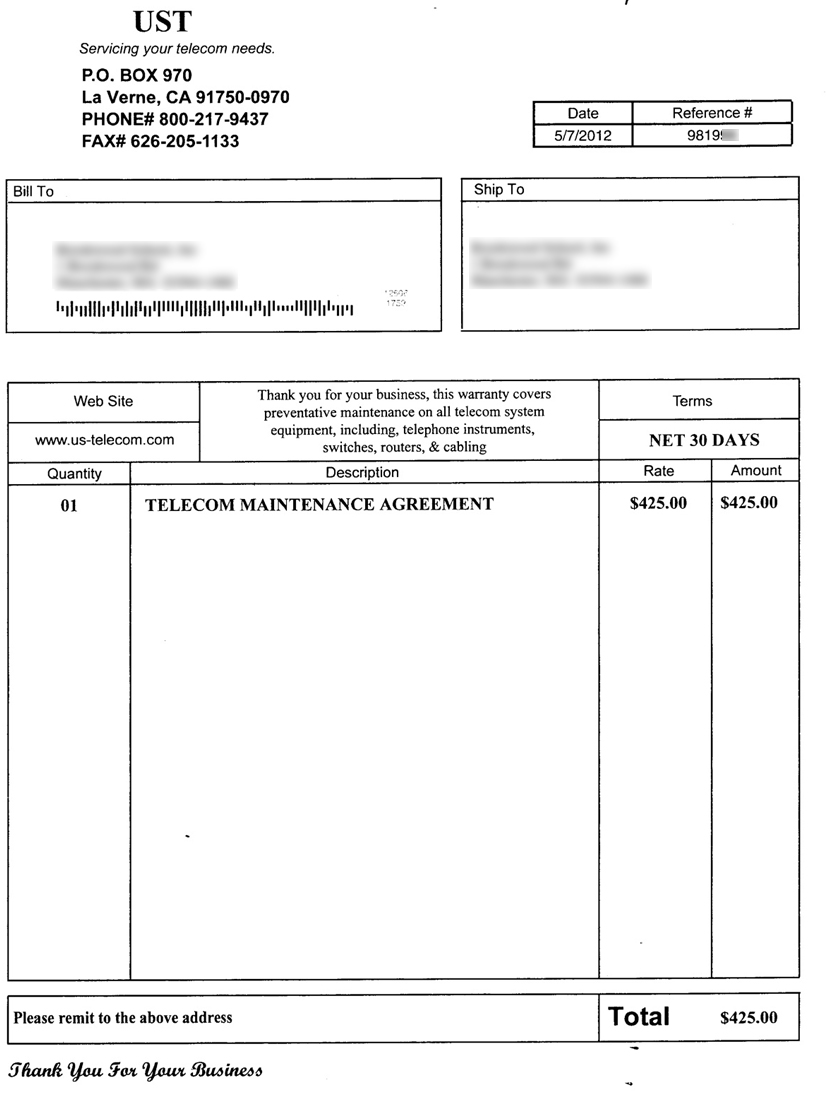 Elegant Bill To Invoice. Creating ...  How To Make A Fake Invoice