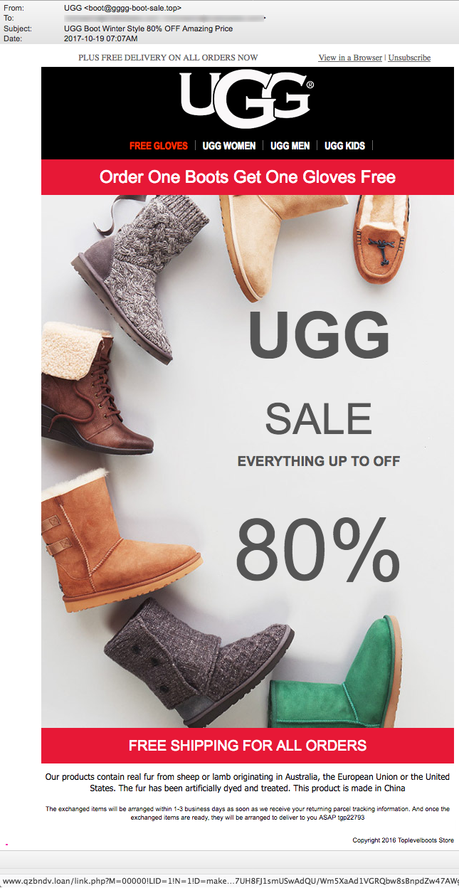 The Daily Scam October - Free invoices online download official ugg outlet online store