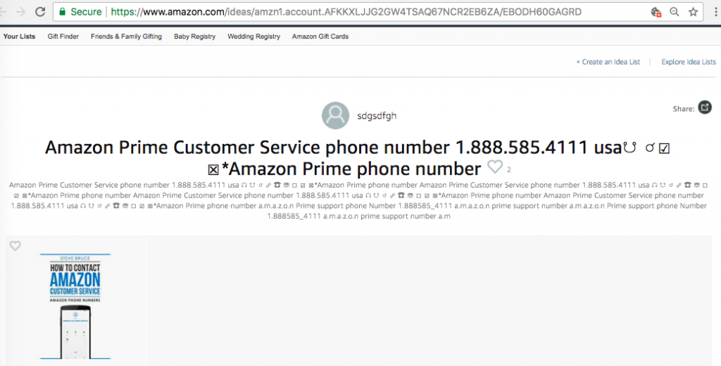 Walmart Com Phone Number Call Now Skip The Wait Gethuman >> The Daily Scam Amazon Customer Support Not