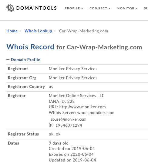 Craigslist Scammer List 2020.Car Wrap Ad Scam The Daily Scam